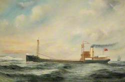 SS 'Wearsider' of Newcastle