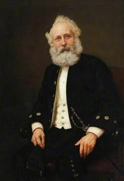 Portrait of a Nineteenth-Century Gentleman in Court Dress