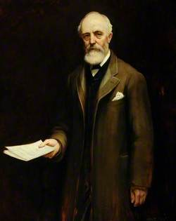 Harry Simpson, Chairman of Hull Royal Infirmary (1881–1887)