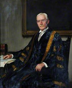 James Downs (1856–1941), OBE