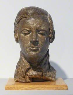 First Portrait of Bernard van Dieren (1887–1936)