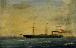SS 'Gertrude'