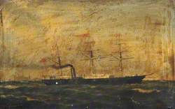 SS 'Earl de Grey'