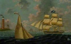 Barque 'Ellen'