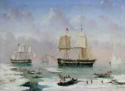 A Whaling Brigg