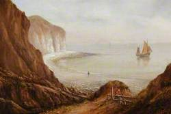 Danes Dyke, Flamborough, East Riding of Yorkshire