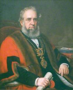 Alderman Robert Waller