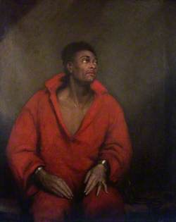 The Captive Slave (Slave in Chains)