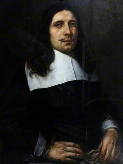 Andrew Marvell (1621–1678), the 'Hollis' Portrait