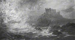 Bambro' Castle, Northumberland