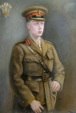 Edward VIII (1894–1972), as Prince of Wales