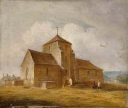 Rottingdean Church, East Sussex