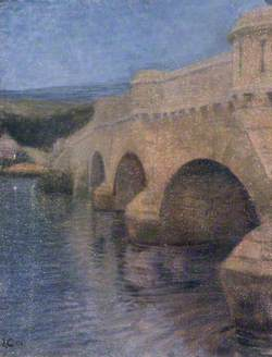 Houghton Bridge, West Sussex