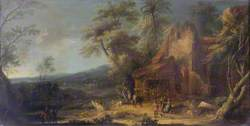 Landscape with a Ruinous House