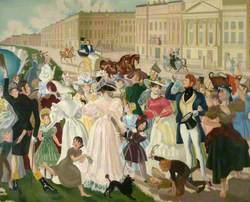 Brighton in the Regency