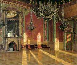 The Music Room of the Royal Pavilion