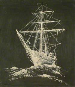 Shackleton's 'Endurance' in the Antarctic Ice