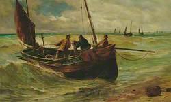 Coming Ashore