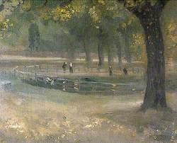 Parkland in Summer