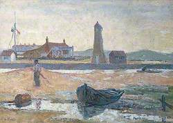 The Lighthouse, Rye Harbour, East Sussex