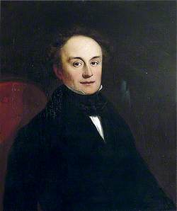 William Barnfather Eagles as a Young Man