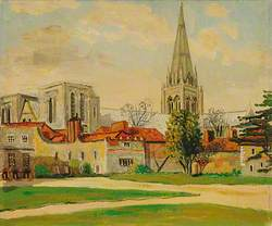Chichester Close, West Sussex, 1950