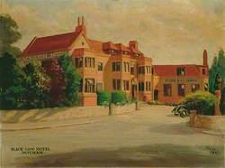Black Lion Hotel, Patcham, East Sussex