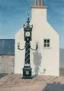 Clock Tower, Ullapool