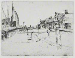In Port, Volendam