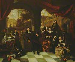The Hope Family of Rotterdam