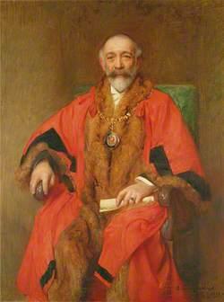 Alderman J. A. Skinner, Mayor of Eastbourne (1895–1897)
