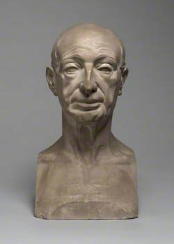 Portrait Head of a Male