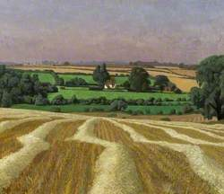 Stubble Field, Thaxted