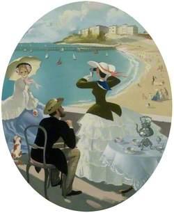 Promenade Scene, 'Old Southend'