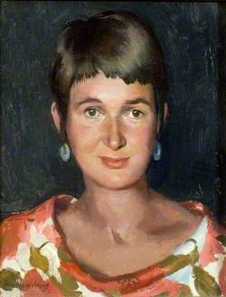 Portrait of a Girl, possibly Melissa