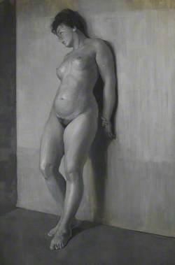 Standing Nude Figure