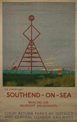 Southend-on-Sea, Bracing Air, Abundant Amusements