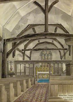 Ashingdon Church