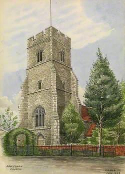 Paglesham Church