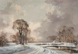Winter Scene – North Kent