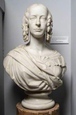 Mrs Samuel Courtauld, née Ellen Taylor (1801–1872)