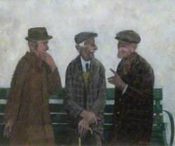 Three Men ('Have You Heard This One?')