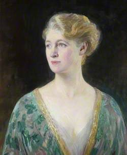 Christine, Mrs John Hanbury