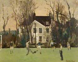 Old Rectory, Sandon (Football Match)