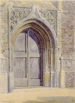 The West Door, Chelmsford Church