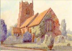 St Nicholas' Church, Chignal Smealy