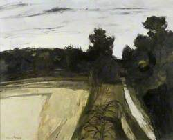 Track to Corbel's Farm