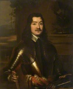 Sir Charles Lucas, Leader of the Royalist Forces at the Siege of Colchester