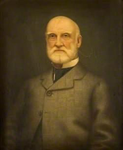 Charles Henry Hawkins, JP