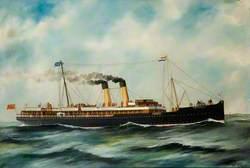 SS 'St Petersburg'